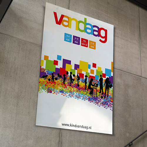 Poster VANDAAG